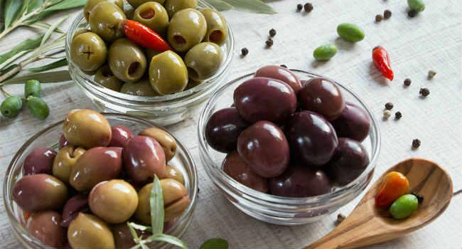 оливки-применение в кулинарии-как выбрать