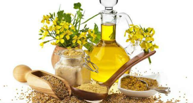 горчичное масло-состав-полезные свойства