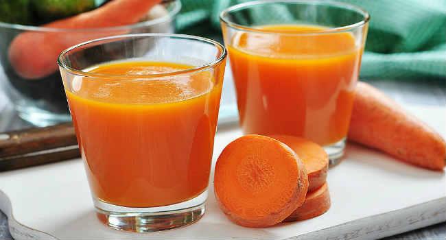 морковный сок-состав-свойства-польза