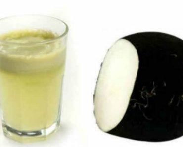 сок черной редьки-польза-вред