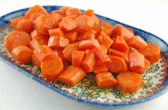 вареная морковь-польза-вред