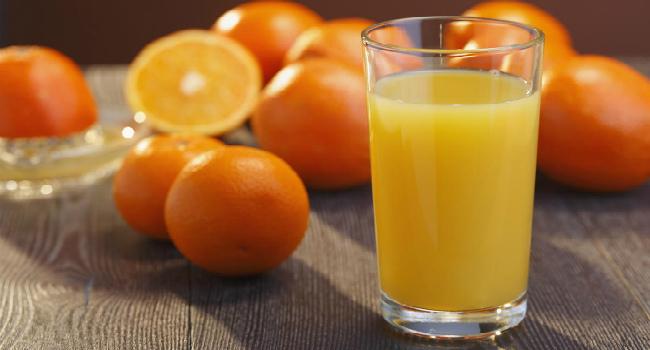 апельсиновый сок-польза-состав