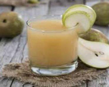 грушевый сок-польза-вред-как приготовить