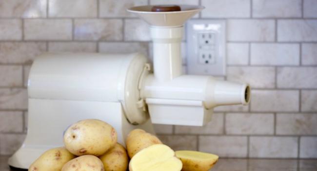 картофельный сок-как приготовить-как пить