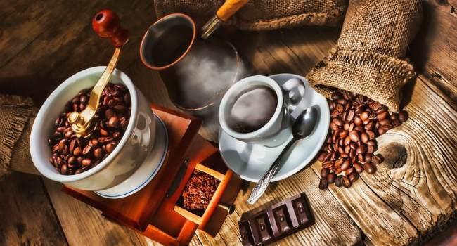 кофе-сорта-где рнастет кофе