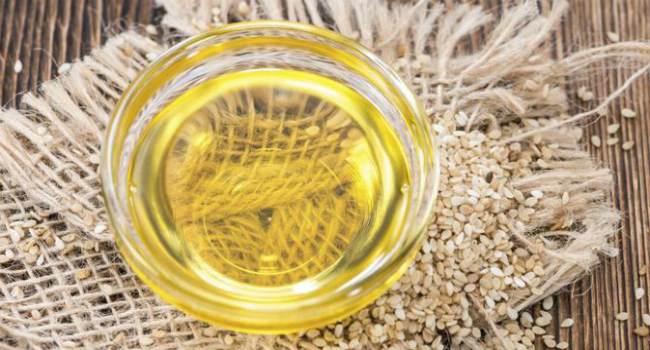 кунжутное масло-польза