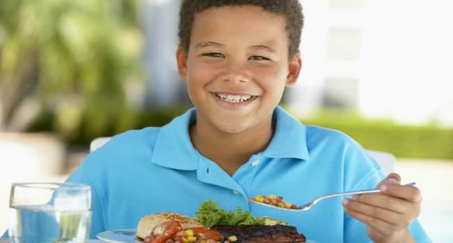 продукты для мозга-для детей