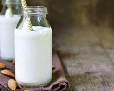 как сделать миндальное молоко-в домашних условиях