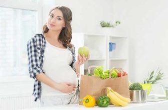 запрещенные продукты при беременности-вредные продукты при беременности