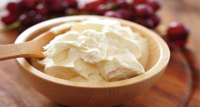 сыр маскарпоне-чем заменить