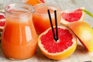 грейпфрутовая диета-меню-недостатки