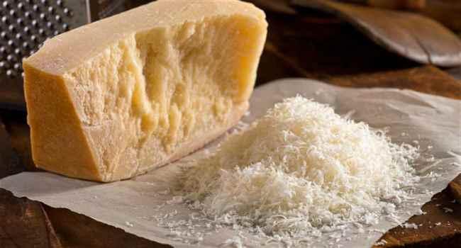 сыр пармезан-польза и вред