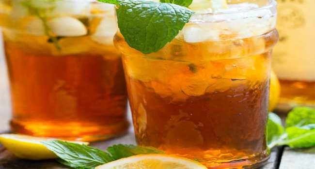 зеленый чай с мятой-как заварить