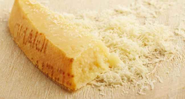 как делают сыр пармезан-хранение
