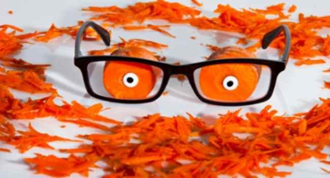Морковь для зрения полезна правда или миф