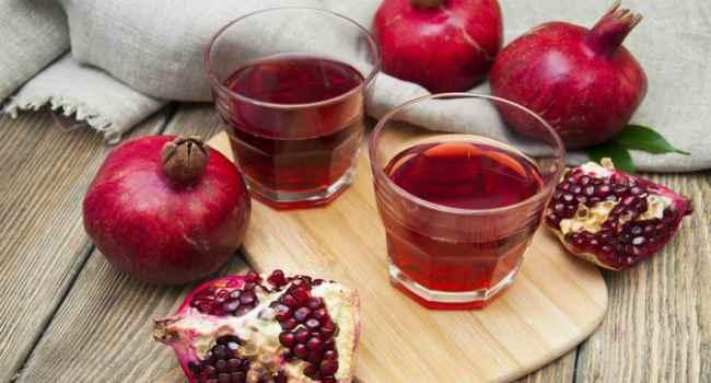 Гранатовый сок сколько можно пить в день