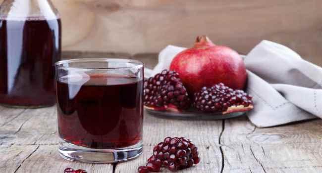 гранатовый сок-свойства-польза-вред