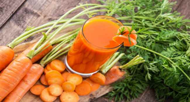 морковная диета-чем полезна-меню
