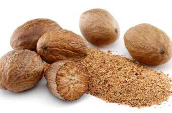 мускатный орех-свойства-применение