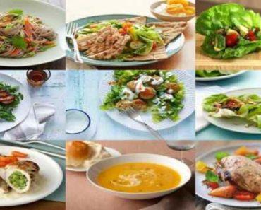 низкоуглеводные продукты-список продуктов