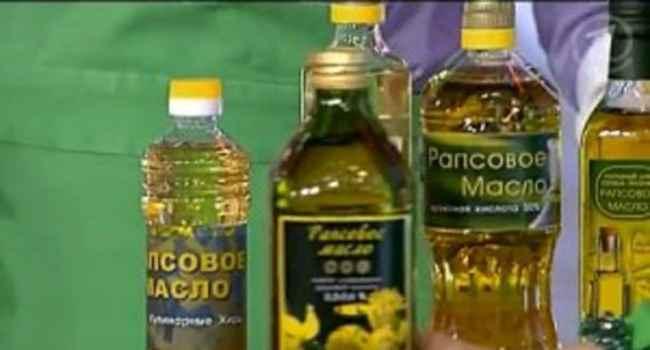 рапсовое масло-из чего далают-как выбрать