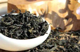 чай да хун пао-полезные свойства-как заварить