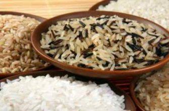 рисовая диета-польза-план меню