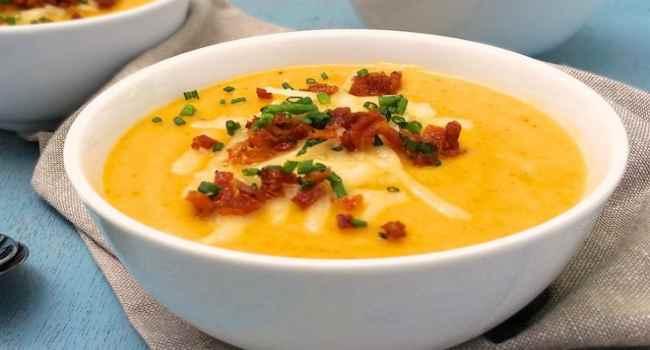 суп из кольраби-как приготовить-рецепты