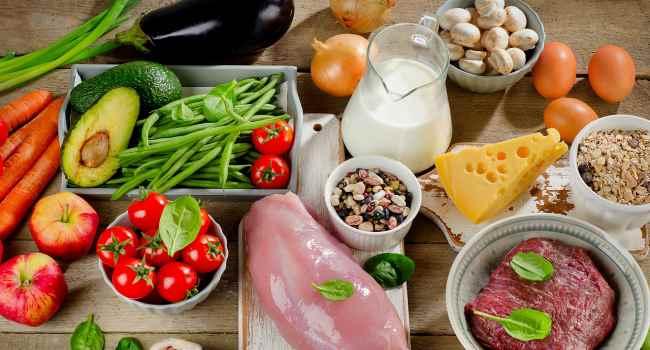 хром к каких продуктах содержится-норма хрома