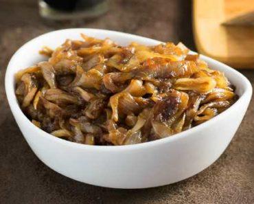 как карамелизировать лук-рецепты и методы