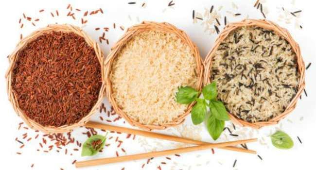 какой рис полезнее-какой самый полезный рис