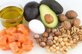 жирные кислоты-их роль и значение