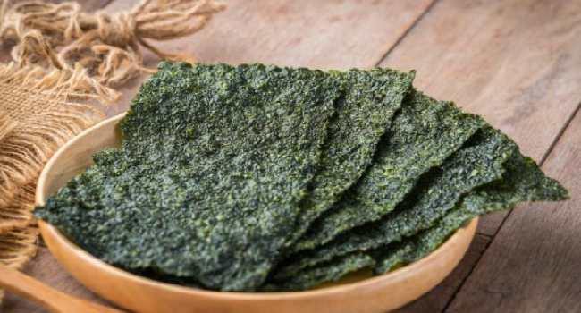 Чем полезны нори водоросли