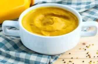 горчица приправа-польза и вред
