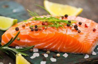 лосось-польза и вред