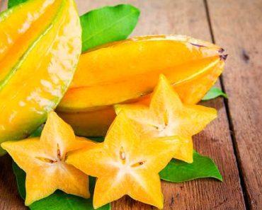 карамбола-звездный фрукт полезные свойства противопоказания и вред