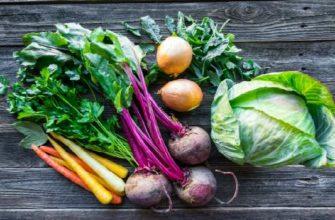 щелочные продукты питания-список щелочных и кислых продуктов