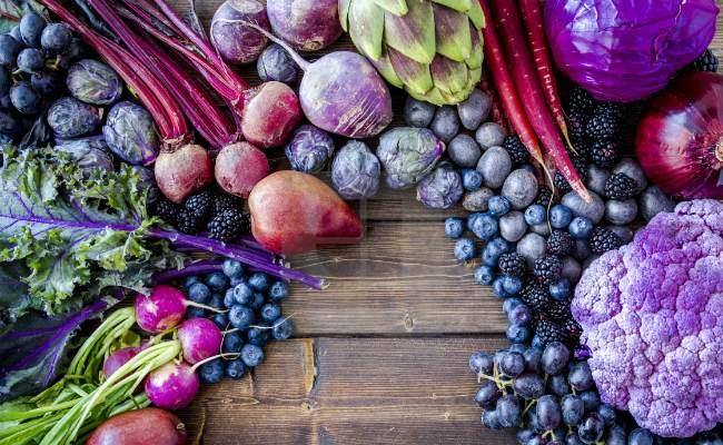 фиолетовые продукты-чем полезны для организма